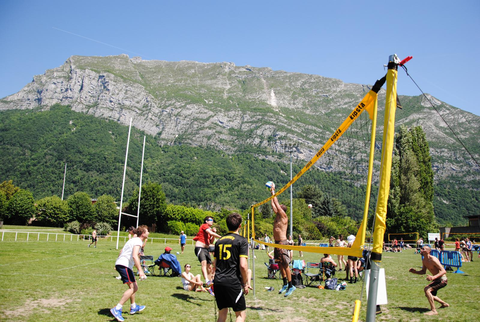 Tournoi 3*3 USSE Volley-ball