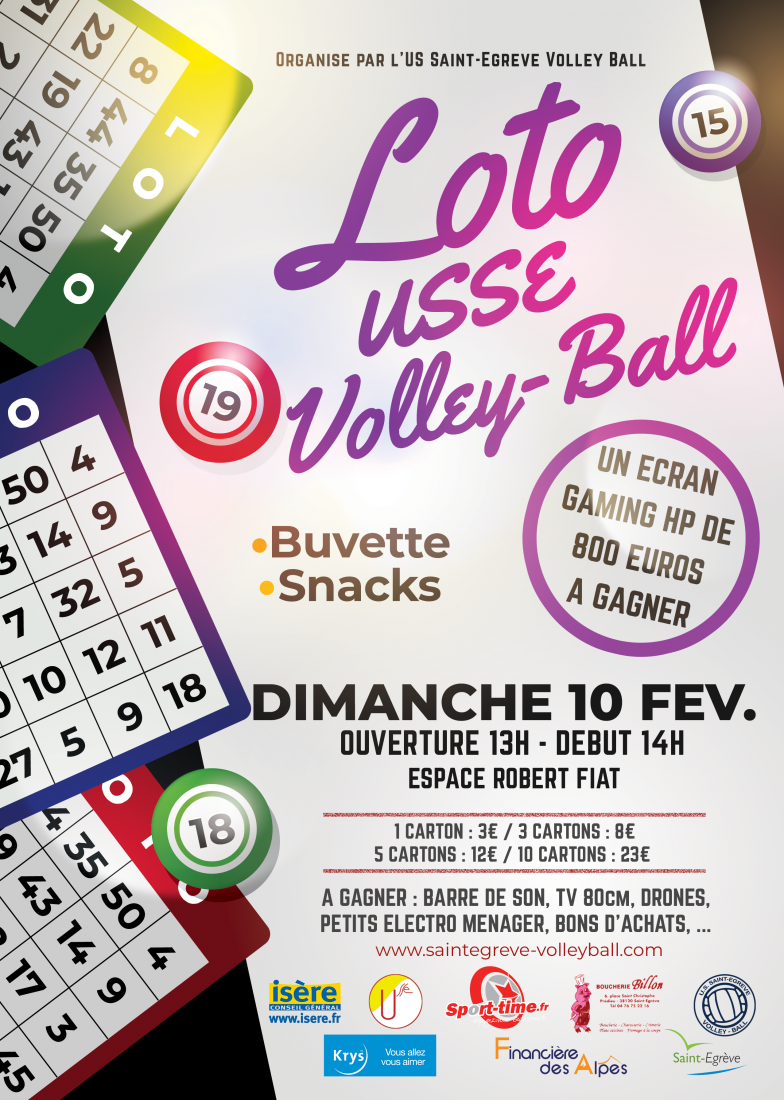 LOTO USSE Volley