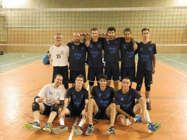 Séniors Masculins 2 - US Saint-Egrève Volley-Ball