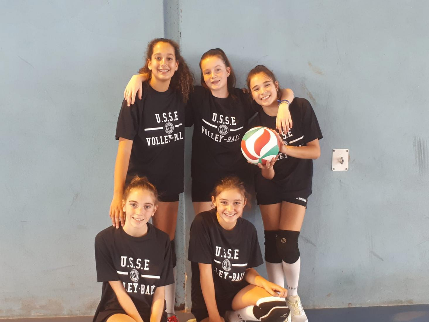 M15 Féminins - US Saint-Egrève Volley-Ball